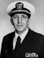 Lieutenant Commander William E. Burton